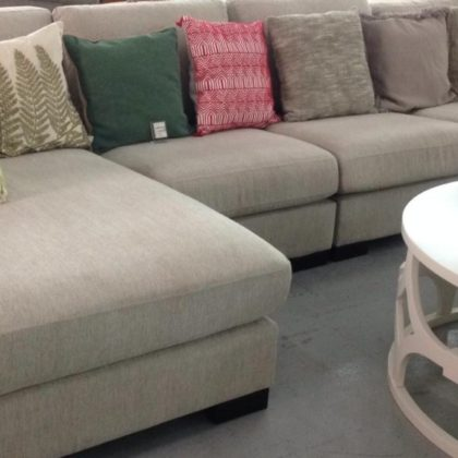 Sold – L Shape Sofa
